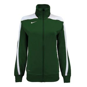 Nike Dri-Fit Mystifi full zip warm up jacket